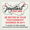 joystart 125x125 banner Kay is featured Boudoir photography instructor in upcoming seminar