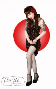 pinup portraits006 189x300 Sweet Pin Up Portraits